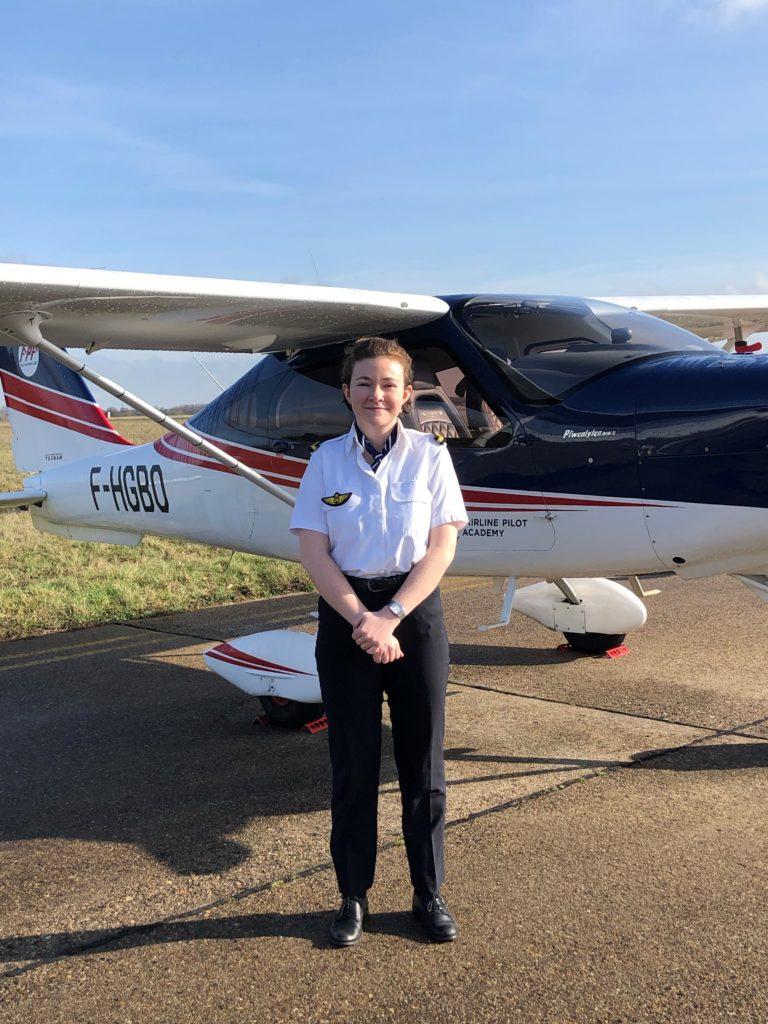 Témoignage élève pilote chez APA Training