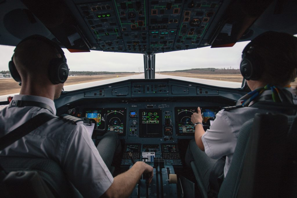 qualifications pilote de ligne