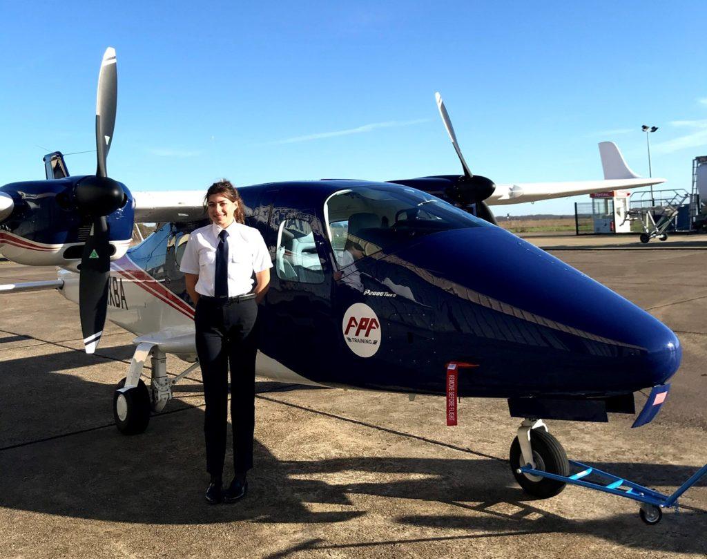 témoignage élève pilote APA Training