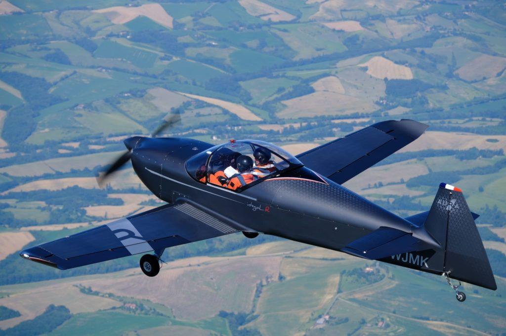 avion électrique AURA AERO