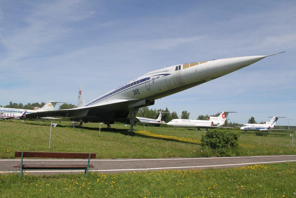 Etats-Unis avions supersoniques