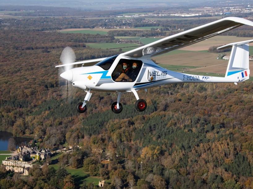 avion électrique velis electro