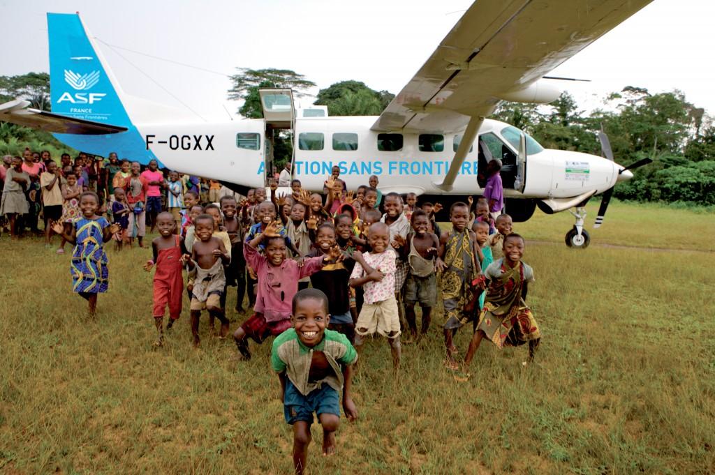 Aviation Sans Frontières recherche des pilotes bénévoles