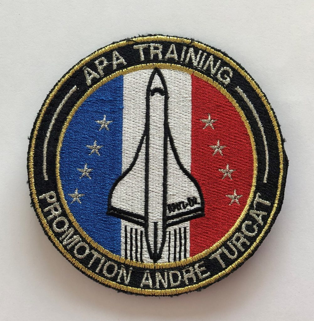 blason élèves pilotes de ligne APA Training