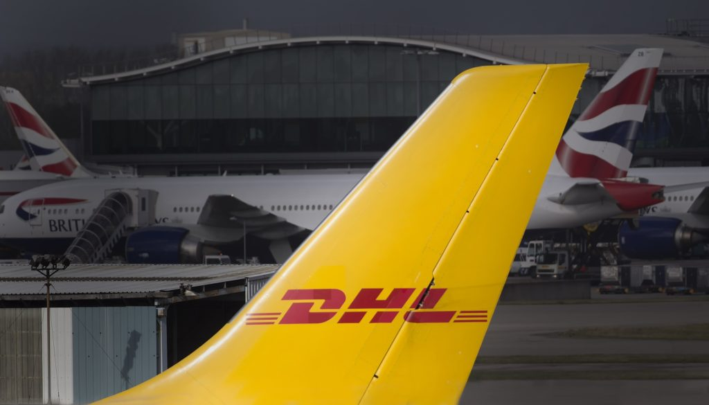 DHL Express nouvelle compagnie aérienne en Autriche