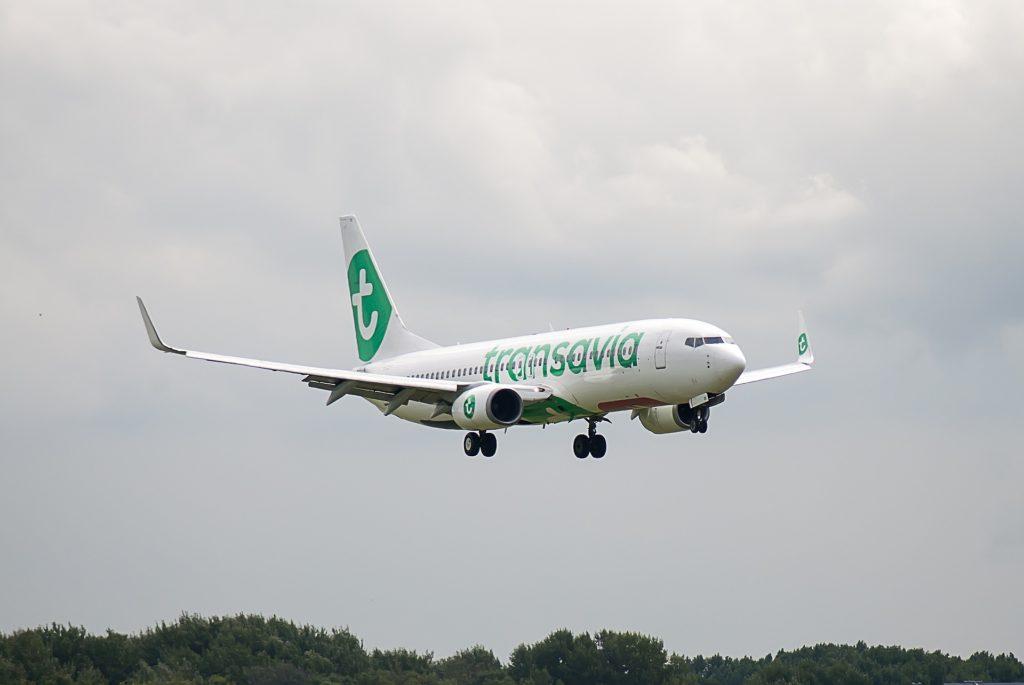 reprise des vols Transavia