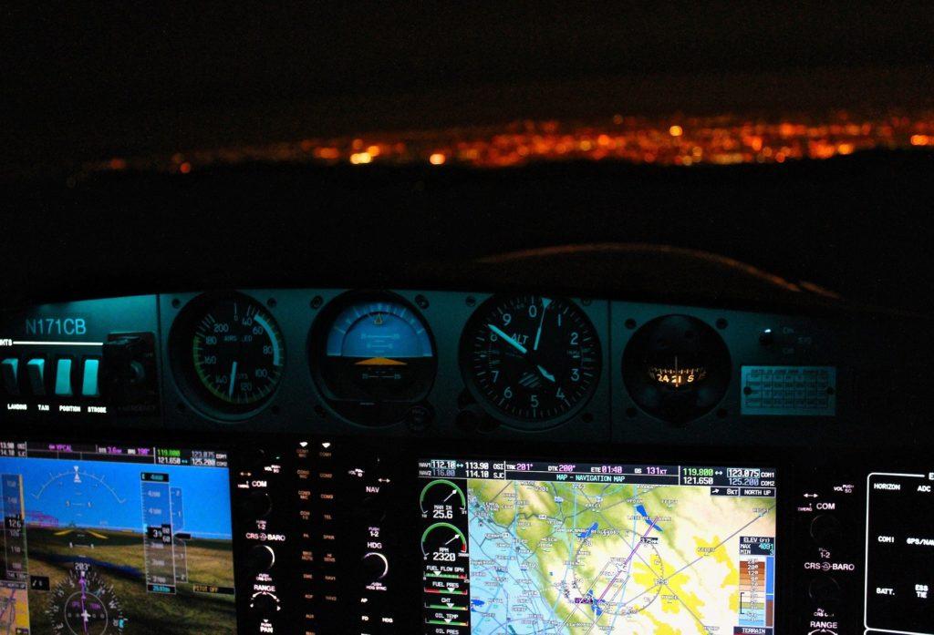 qualification vol de nuit