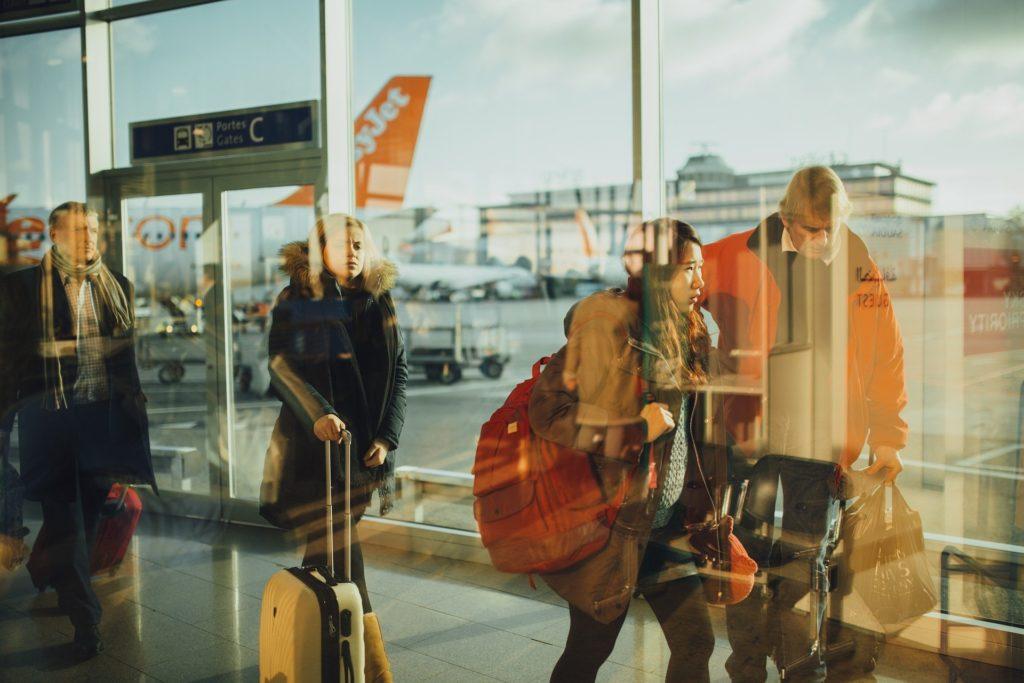 redémarrage du trafic aérien en Europe