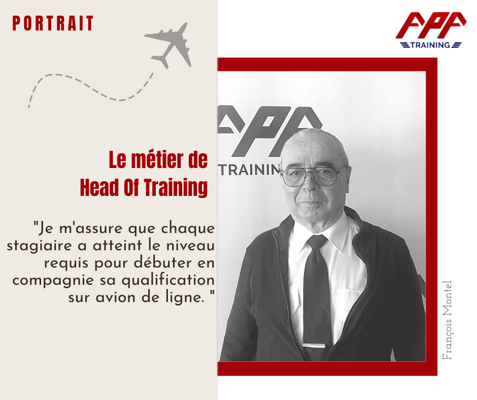 portrait Head Of Training