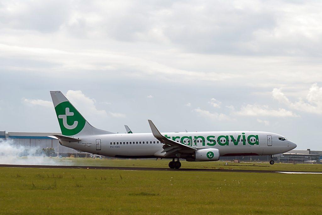 hausse du trafic pour Transavia