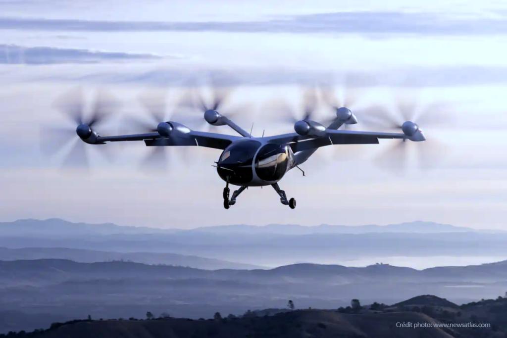 avion électrique joby aviation nouveau record d'autonomie